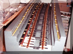 scale modeling subway system